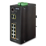 Planet IGS-10020PT network switch Managed L2 Gigabit Ethernet (10/100/1000) Black Power over Ethernet (PoE)