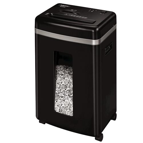 Fellowes Powershred 450M triturador de papel Microcorte Negro