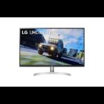 "LG 32UN500-W computer monitor 80 cm (31.5"") 3840 x 2160 pixels 4K Ultra HD Black, White"