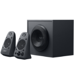 Logitech Z625 2.1channels 200W Black speaker set