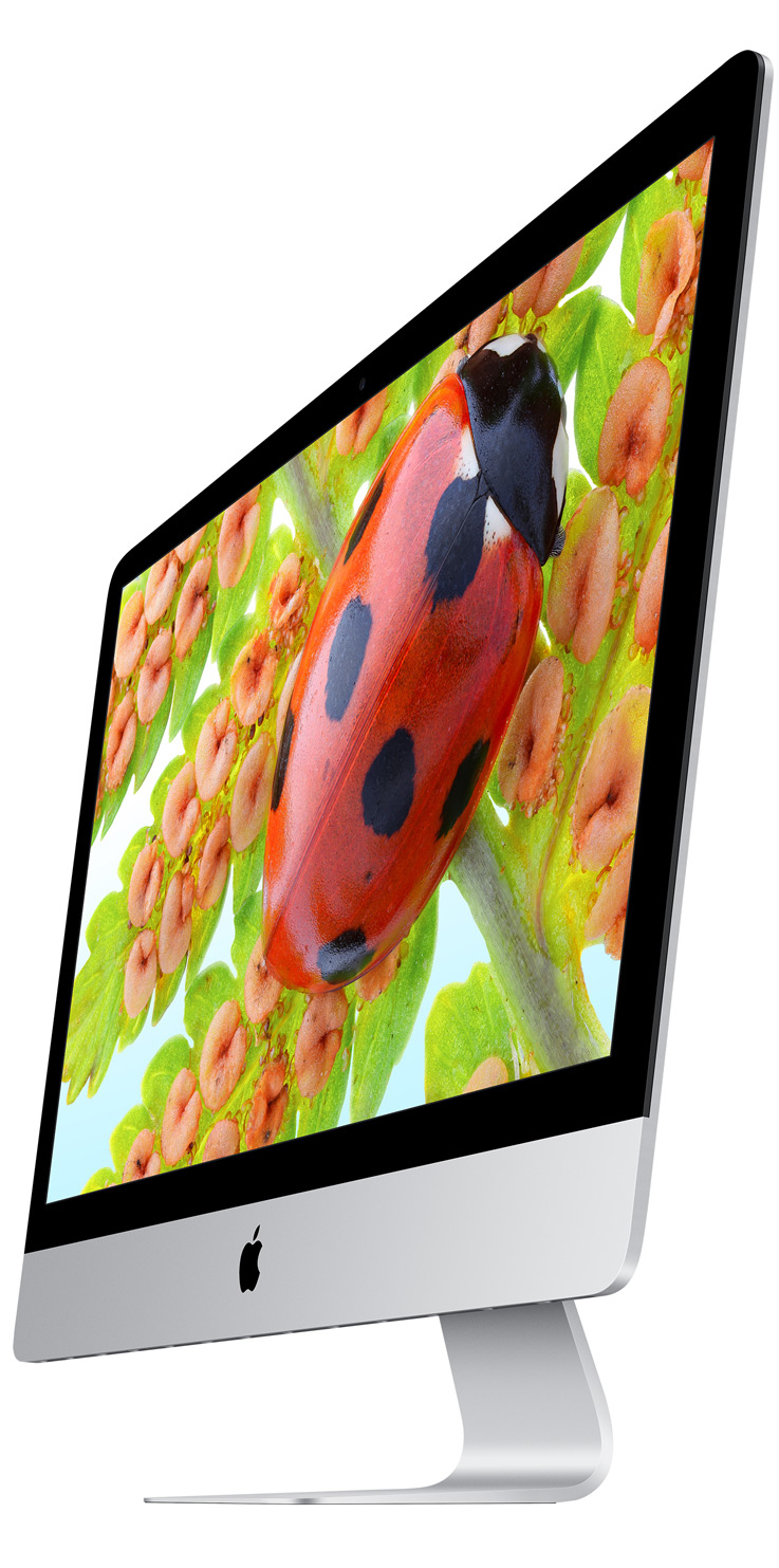 "Apple iMac 27"" Retina 5K 3.2GHz 27"" 5120 x 2880pixels Silver All-in-One PC"
