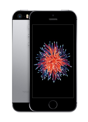 "Apple iPhone SE 10.2 cm (4"") 32 GB Single SIM 4G Grey"