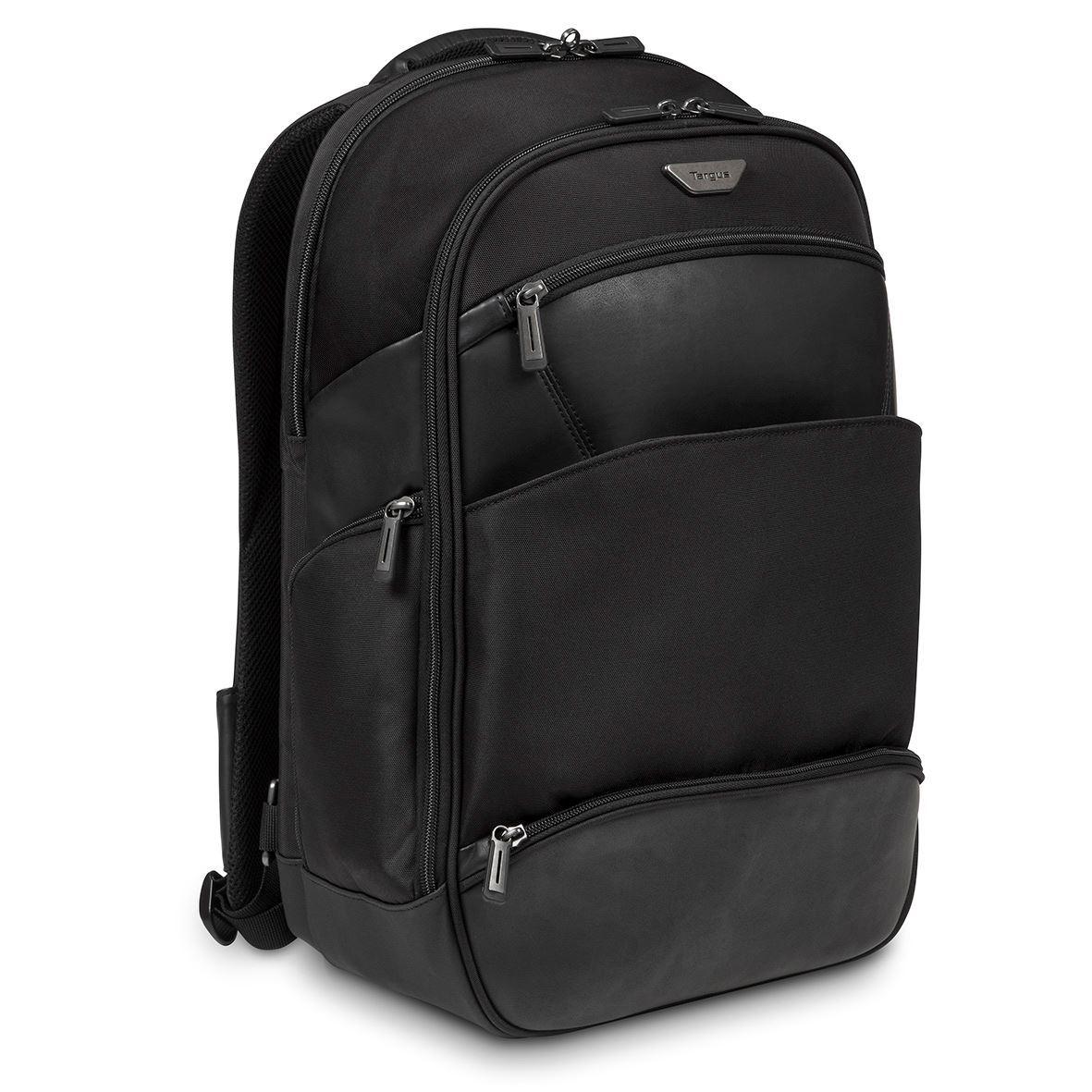 "Targus Mobile VIP maletines para portátil 39,6 cm (15.6"") Funda tipo mochila Negro"