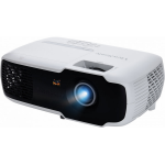 Viewsonic PA502SP videoproyector 3500 lúmenes ANSI DLP SVGA (800x600) 3D Proyector para escritorio Blanco