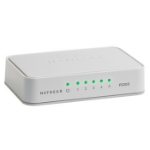 Netgear FS205 Unmanaged Wit