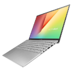 "ASUS VivoBook 15 X512FA-EJ1515T notebook Silver 39.6 cm (15.6"") 1920 x 1080 pixels Intel® Pentium® Gold 4 GB DDR4-SDRAM 256 GB SSD Wi-Fi 5 (802.11ac) Windows 10 Pro"