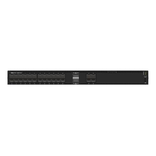 DELL S-Series S4128T Managed L2/L3 10G Ethernet (100/1000/10000) Black 1U