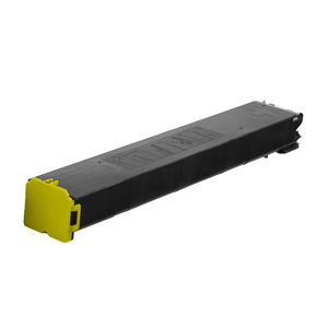 Katun 50248 compatible Toner yellow, 24K pages (replaces Sharp MX61GTYA)