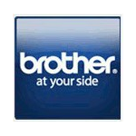 Brother PR3458B6P sello 34 x 58 mm Negro
