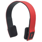 Manhattan 178754 Red Supraaural Head-band headphone