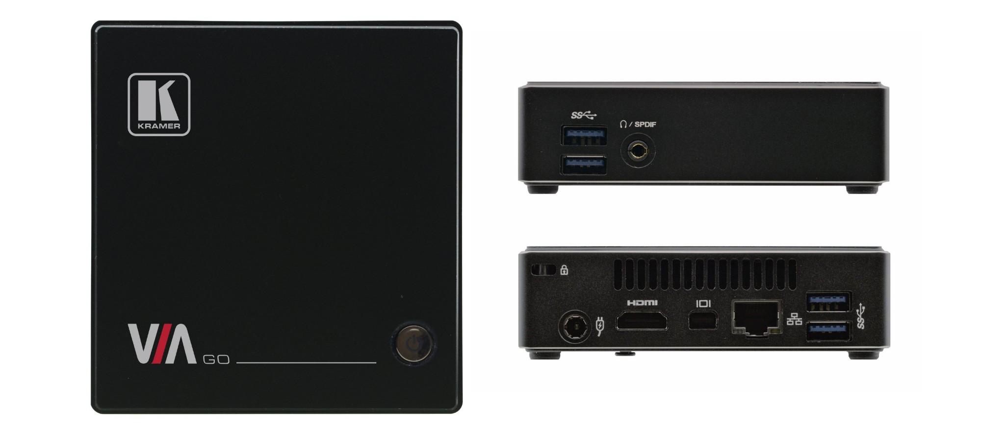 Kramer Electronics VIA GO wireless presentation system Desktop HDMI
