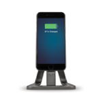 VEHO VPP-801-MFI DS-1 Charge and Sync Docking Station for iPhone/iPod with 1.5m MFi Lightning Cable Alu