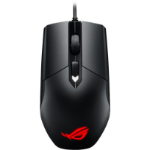 ASUS ROG Strix Impact USB Optical 5000DPI Ambidextrous Black mice