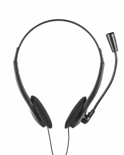 Trust 21665 Binaural In-ear Black headset