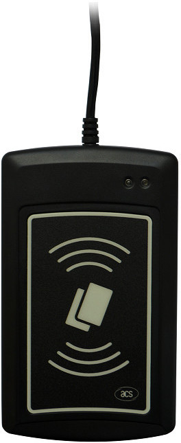 Acr128 Contactless Reader/USB/1 Sam/pc/sc