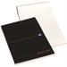 Black n' Red Executive Desk Pad 90gsm Margin Ruled 100pp A4 Ref 100100861 [Pack 10]