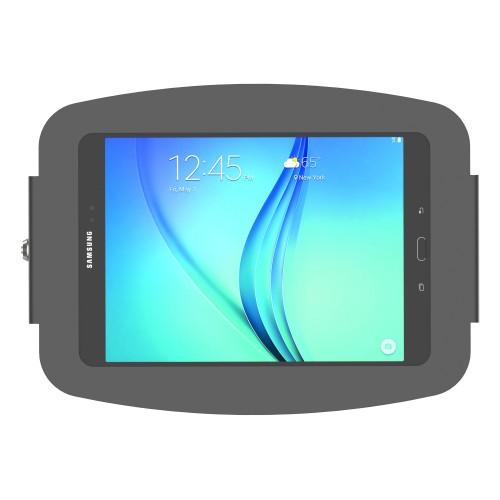"Maclocks 910AGEB 10.1"" Black tablet security enclosure"