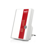 AVM FRITZ!WLAN Repeater 450E International 450 Mbit/s Rood, Wit