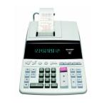 Sharp FLUOR DISPLAY PRINT CALC EL2607P