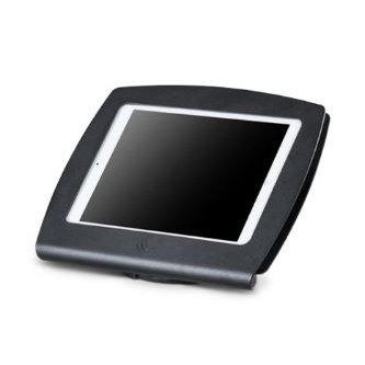 """Ergonomic Solutions SpacePole C-Frame soporte de seguridad para tabletas 26,7 cm (10.5"""") Negro"""
