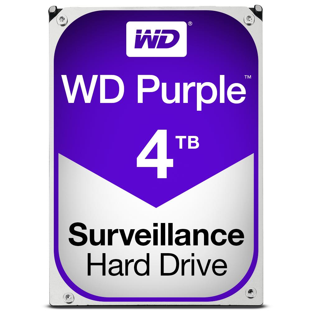 "Western Digital Purple 3.5"" 4000 GB Serial ATA III"