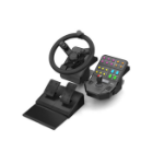 Logitech 945-000007 Wheel + Pedals PC Black gaming control