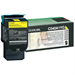 Lexmark C540A1YG Toner yellow, 1000 pages