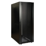 Tripp Lite 42U Deep and Wide Server Rack Enclosure Cabinet, Locking Removable Doors and Side Panels
