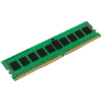 Kingston Technology ValueRAM 8GB DDR4 8GB DDR4 2133MHz ECC geheugenmodule