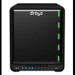 Drobo 5N Storage server Desktop Ethernet LAN Black
