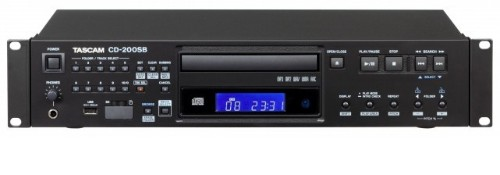 Tascam CD-200SB Black CD player