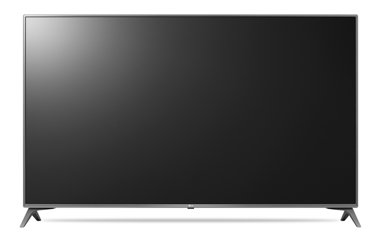 "LG 75UV340C 74.6"" 4K Ultra HD Black LED TV"