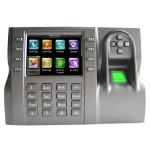 ZKTeco ICLOCK 580 Lector inteligente de control de acceso Gris