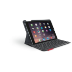 Logitech Type+ mobile device keyboard Schwarz QWERTZ Schweiz Bluetooth