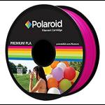 Polaroid PL-8015-00 3D printing material Polylactic acid (PLA) Magenta 1 kg