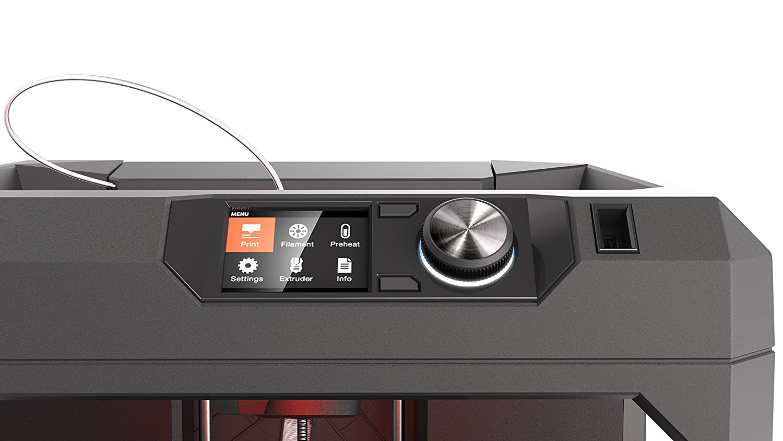 MakerBot Replicator+ Fused Deposition Modeling (FDM) Wi-Fi 3D printer - MicroK12