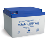 Power-Sonic PS-12260VDS Sealed Lead Acid (VRLA) 26 Ah 12 V