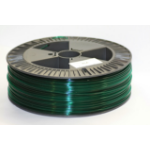 German RepRap 100174 (PLA 3-2100 GREEN TRANS) 3D cartridge, 3mm 2100 Gr