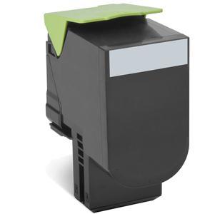 Lexmark 80C2HKE (802HK) Toner black, 4K pages