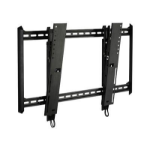 OmniMount LPHDL-T Black flat panel wall mount