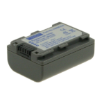 2-Power Camcorder Battery 7.2v 700mAh