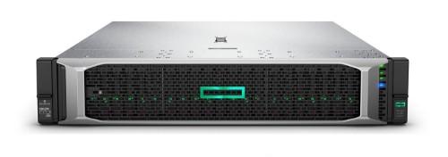 Hewlett Packard Enterprise ProLiant DL380 Gen10 server Intel Xeon Silver 2.1 GHz 32 GB DDR4-SDRAM 72 TB Rack (2U) 500 W
