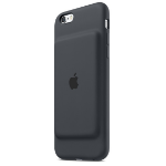 "Apple Smart Battery Case 5.5"" Cover Charcoal,Grey"