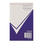 NUCO Value Reporters Notebook 160 Page Feint Ruled PK20