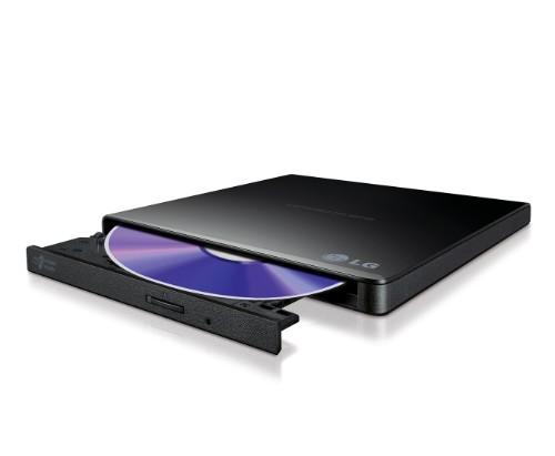 LG GP57EB40.AHLE10B optical disc drive Black DVD Super Multi DL