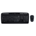 Logitech MK330 RF Wireless AZERTY Belgian Black