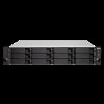 QNAP TS-1263XU-RP-4G 120TB 12x10TB Seagate Exos 12 Bay NAS Rackmount