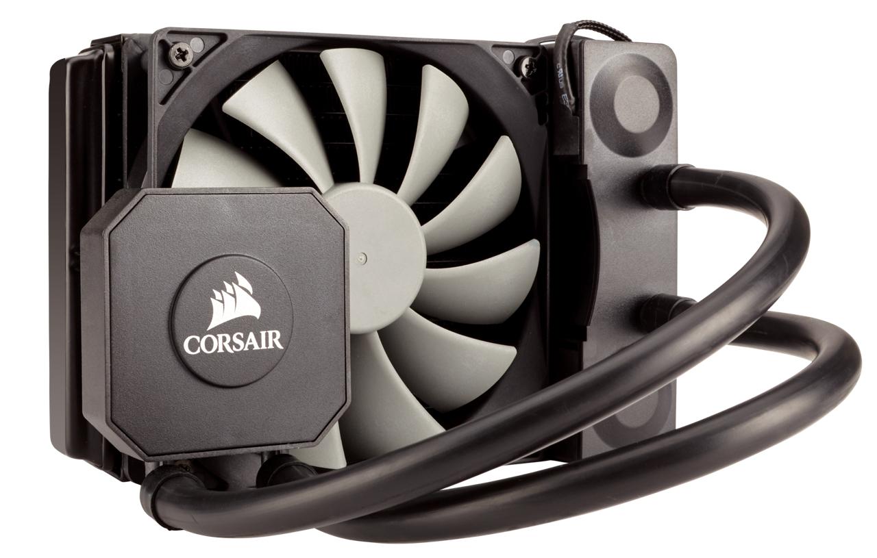 Corsair Hydro Series H45 liquid cooling Processor