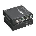 Black Box LBH100A-H-ST network media converter 100 Mbit/s Multi-mode