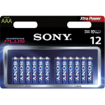 Sony Stamina Plus LR03-AAA x 12 pc Single-use battery Alkaline